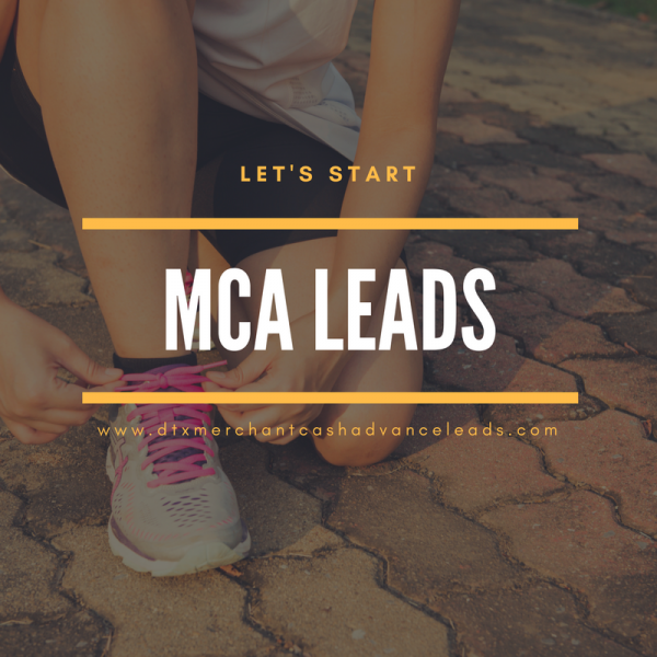 MCA Live Transfer Leads Trial